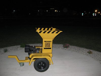 779_Dude, As if they actually have the actual WOODCHIPPER at the Visitor Centre!