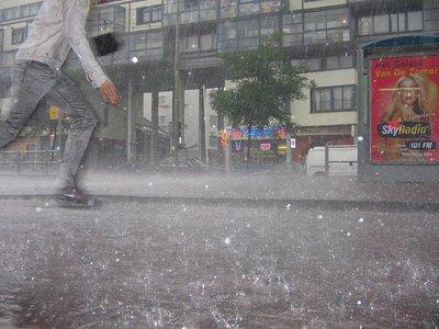 sometimes rain...
