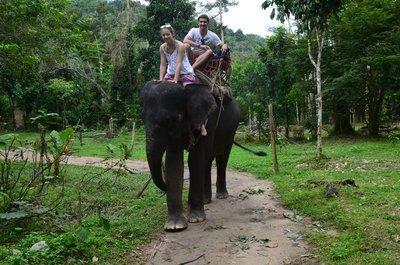 slon ride