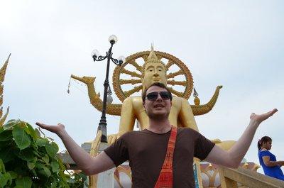 big buddha i ilyusha