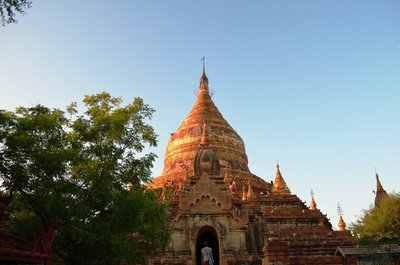 Bagan Sunset Temple
