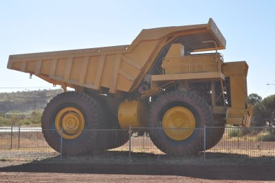 The Big Dump Truck