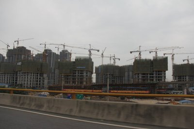 New Construction in China