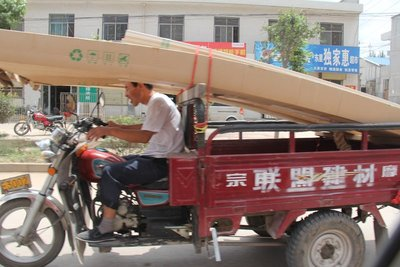 3-Wheel Chinese Wagon