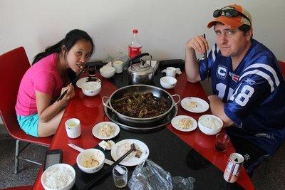 Szechuan Lunch