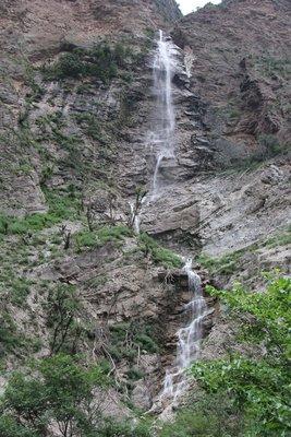 Waterfall on Black River