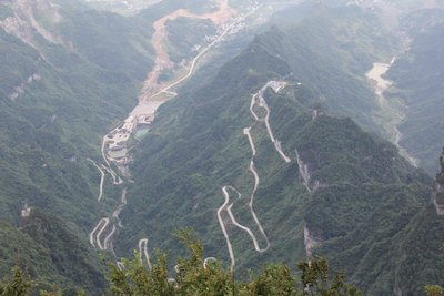 The long and winding road to Heaven's Gate