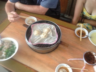 Breakfest in Kaifeng