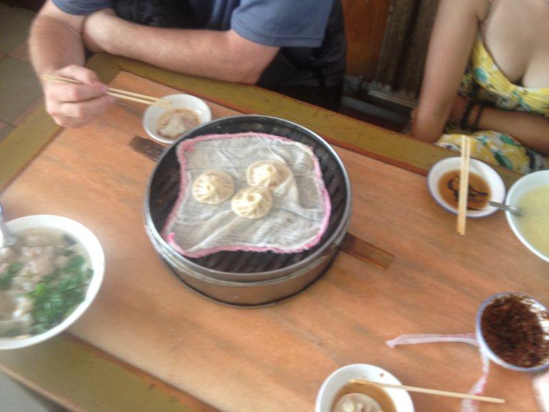 Breakfest in Kaifeng
