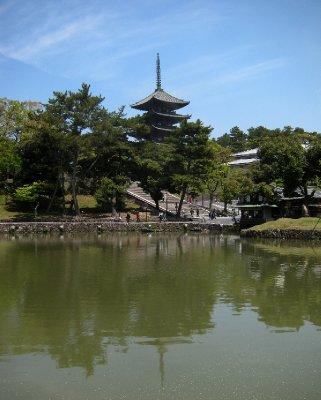 Lake Pagoda