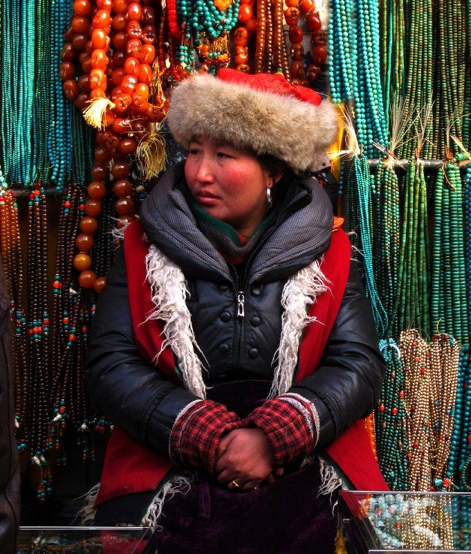 Beijing Bead Vender