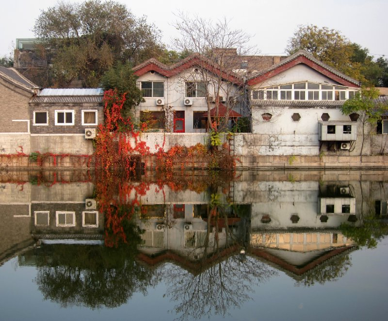 Hutong on the River