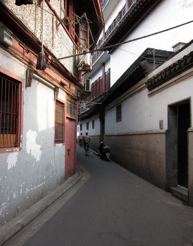 Shanghai Hutong