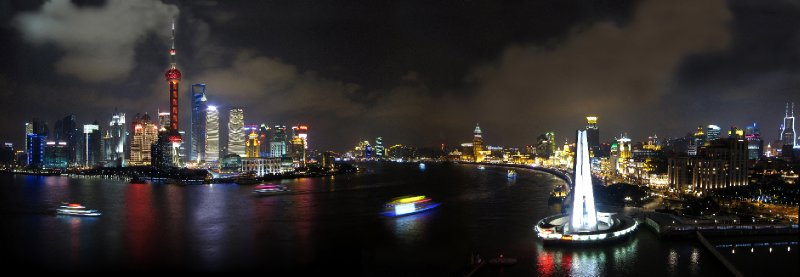 Pudong at Night
