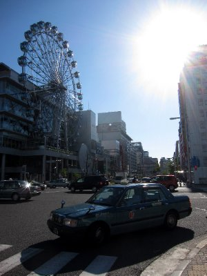 Nagoya Boulevard