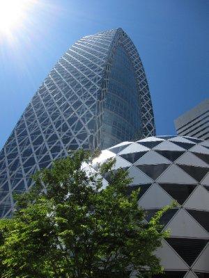Shinjuku Architecture
