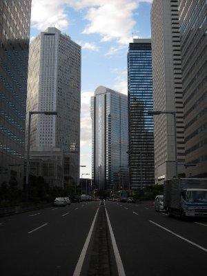Shinkjuku CBD