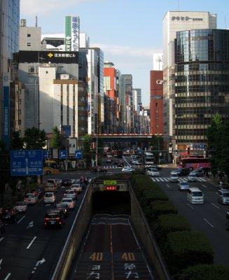 Shiodome Tunnel