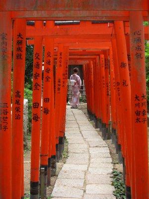Tokyo Shrine