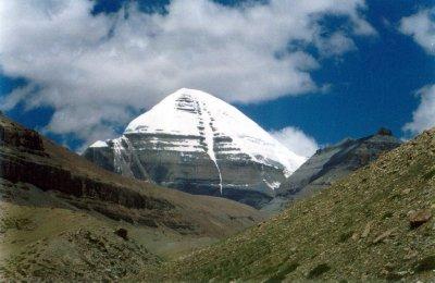 Kailash Mansarovar Parvat