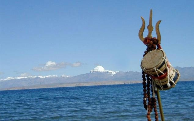 kailash Mansorwav Lake