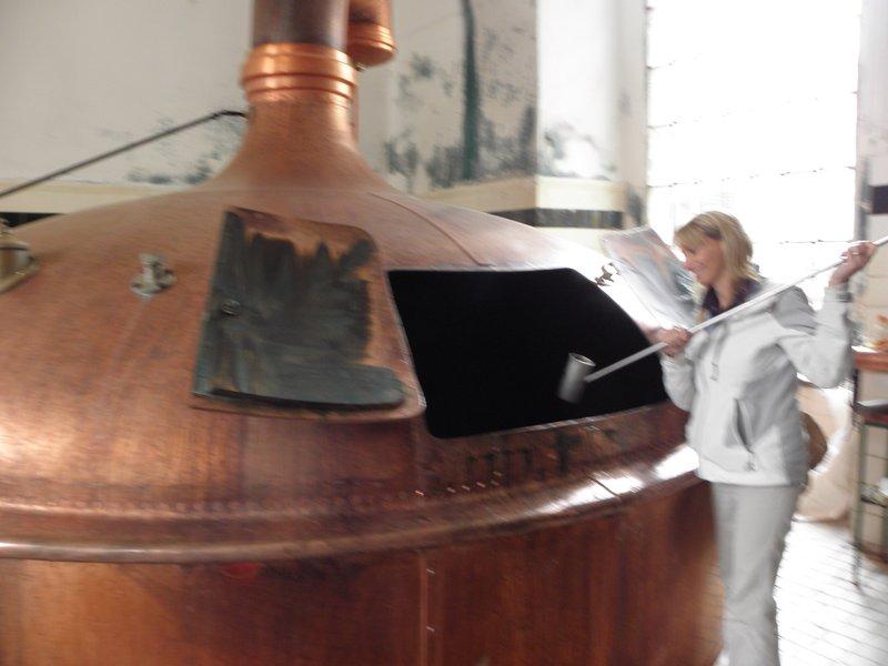 Quality Control, Eggenburg Brewery