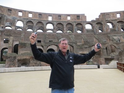 victory!, Colosseum