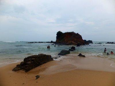 Mirissa coast