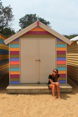 brighton beach hut