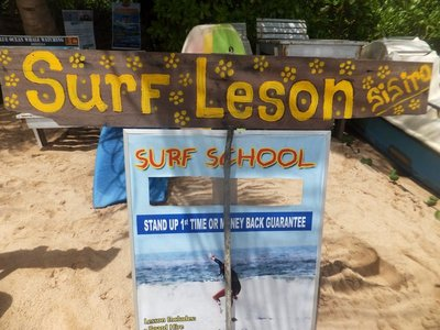Mirissa surf lesson