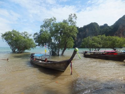 Railay East Krabi Thailand