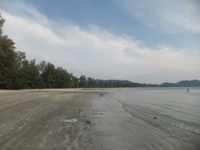 Ao Yai beach on Ko Phyam
