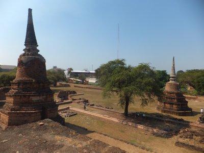 Wat Ratburana, Ayutthaya