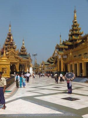 Shwedagon Paya Yangon