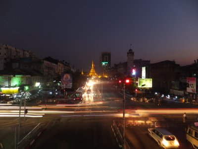 Yangon centre- Sule Paya
