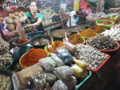 Cooking class in Luang Prabang