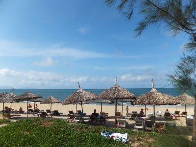Beach at Hoi An