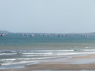 Fishing Boats Mui Ne