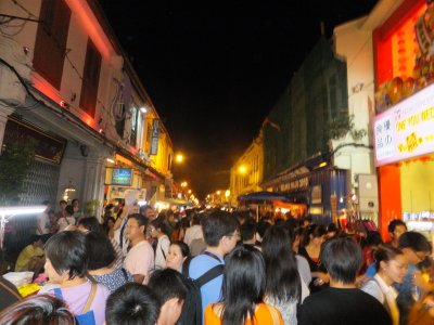 Jonker Night Market