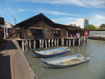Clan Jetty, George Town