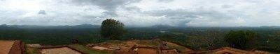 View from Sigiriya