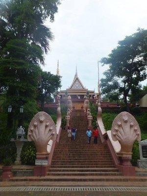 Phnom Penh Wat Phonm