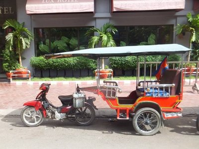 Phnom Penh Tuk-Tuk