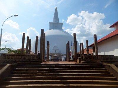 Anuradhapura ancient city