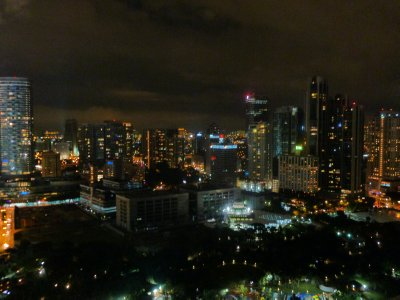 More View from Skybar, Traders Hotel KL