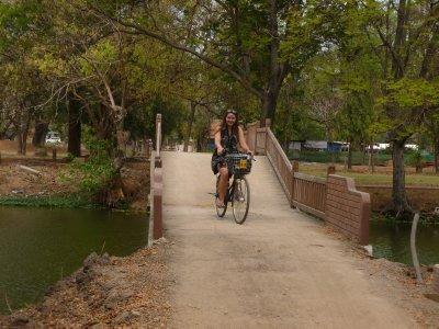 Park in Ayutthaya