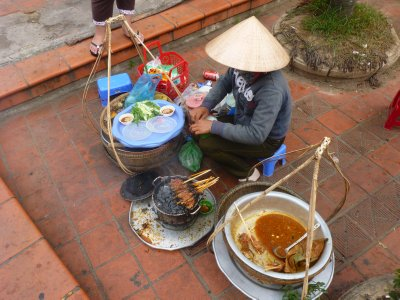 Street Food in Hoi An