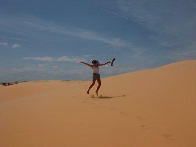 White Sand Dunes, Mui Ne