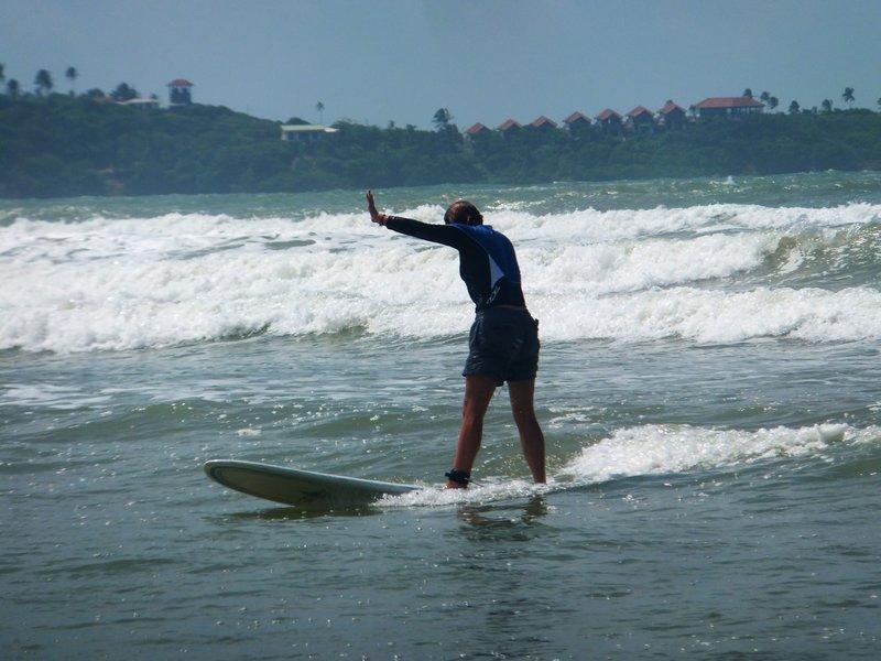 Chelsea surf lesson