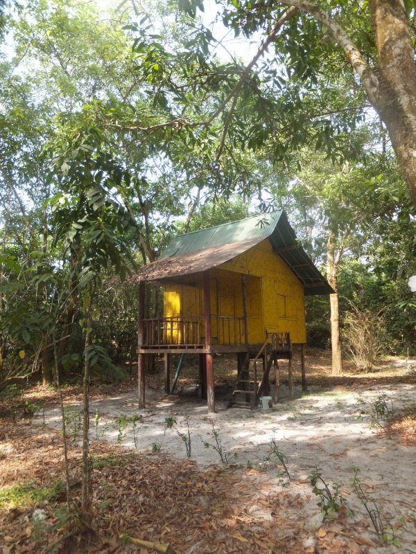 Hornbill Hut Bamboo Bungalow Ko Phayam